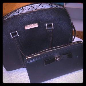 Bundle Kate Spade Purse & Wallet!